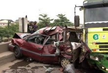 NEW YEAR: 11 injured, 41 escaped death as six vehicles crash in Anambra
