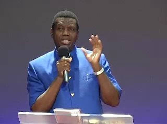 COVID-19: Adeboye predicts new variants for every discovered vaccine