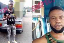 Soldier stabs friend to death over a disagreement in Lagos