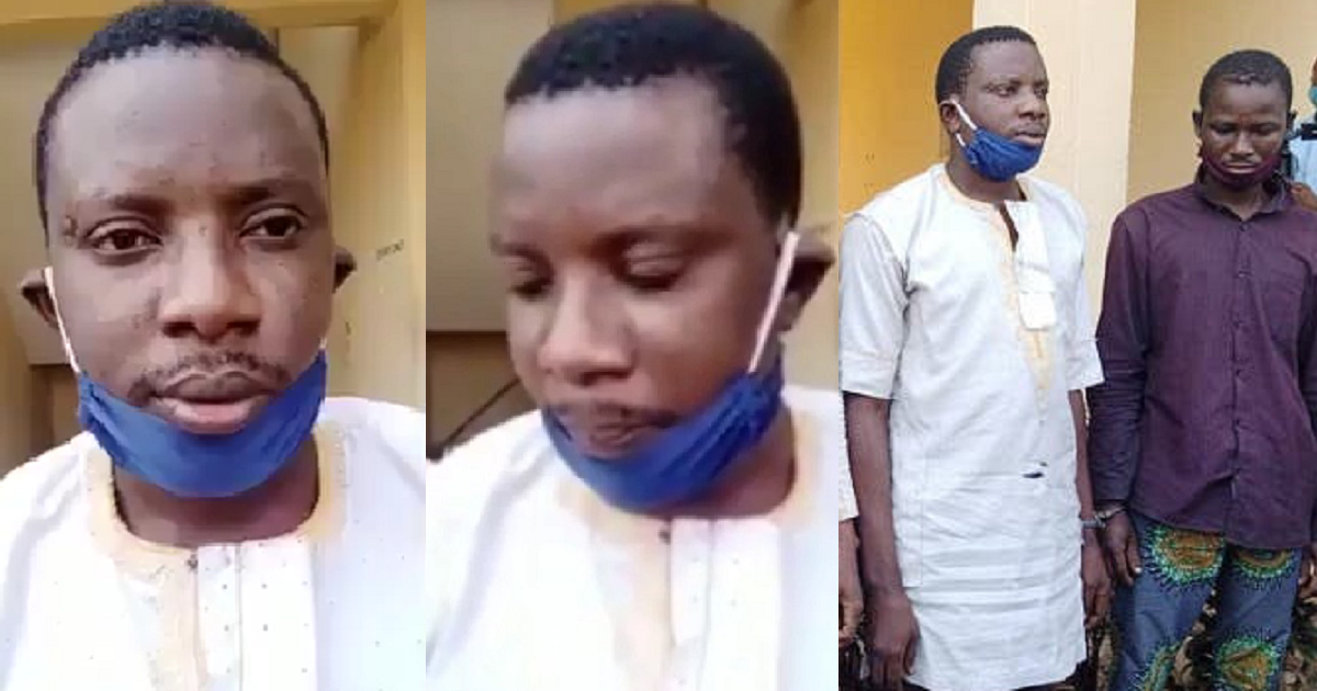 VIDEO: Man Confesses How He Killed Girlfriend, Sold Her Head For N20k