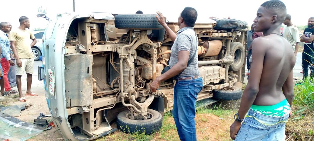 New Year Eve Tragedy: Multiple accident kill one, injure others in Anambra