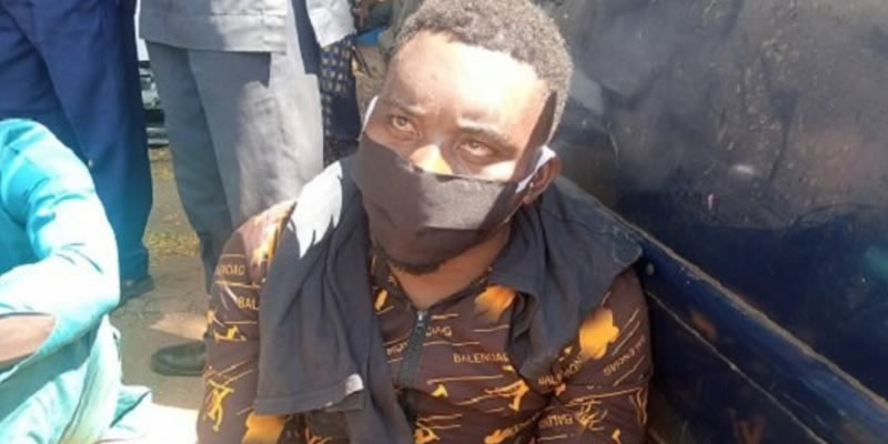 'Run-away-soldier' who killed his mother in Kaduna reveals why