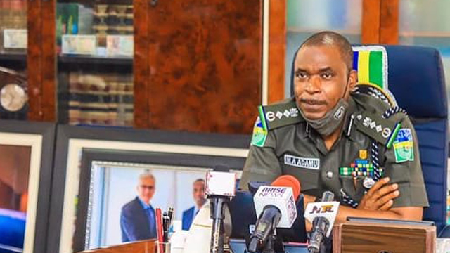 Nigerian police officers are acclaimed to be the best in the world – IGP