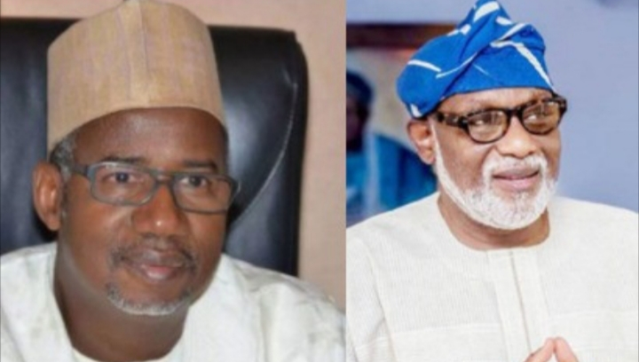 Akeredolu blasts Bauchi Gov Mohammed, says he's a misfit for public office