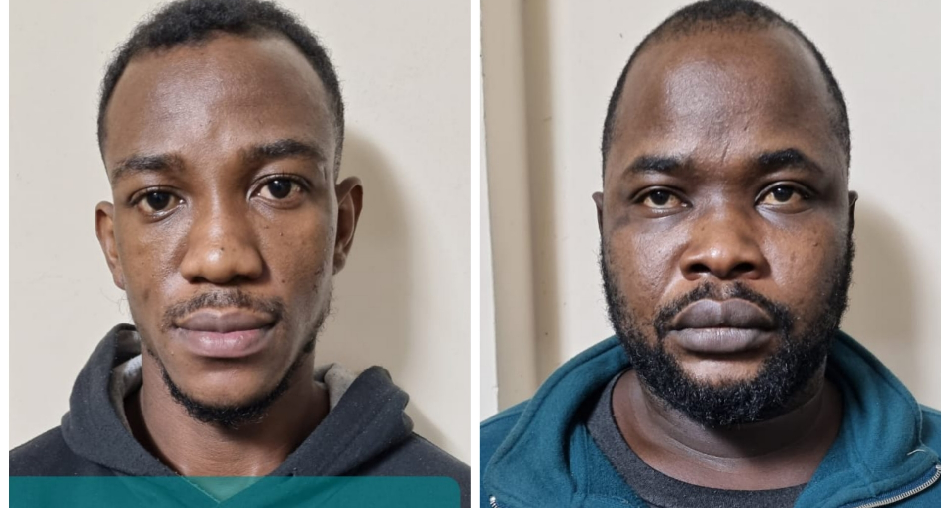Two Nigerian nationals arrested in India with drugs worth over N7m