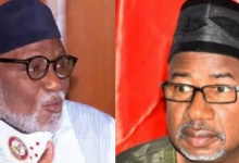Bauchi Gov Muhammed to Akeredolu: Nigerians don't need the permission of governors to settle anywhere