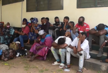 70 Nigerian migrants intercepted by Ghana immigration service over illegal routes