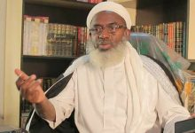 The military don't want terrorism to end because they're benefitting from it -Sheik Gumi