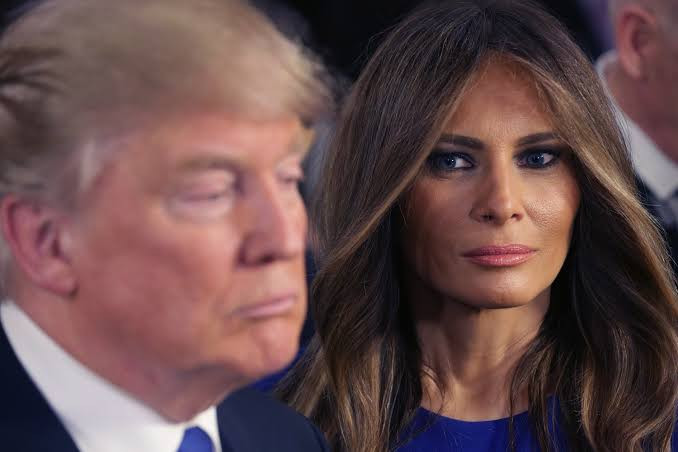 Melania Trump 'bitter and chilly' with Donald Trump about White House exit – New report claims