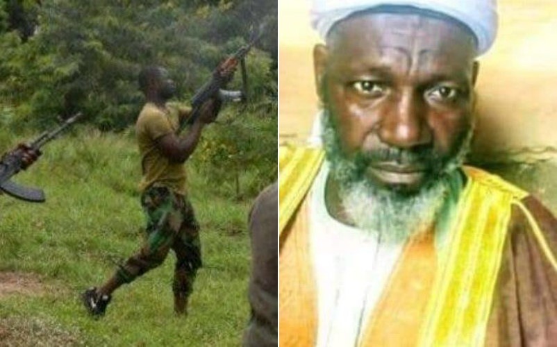 Bandits abduct Kaduna Iman on his way to a wedding in Niger state