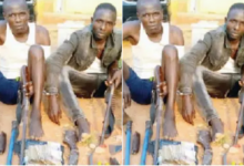 Joblessness made us go into kidnapping – Suspects