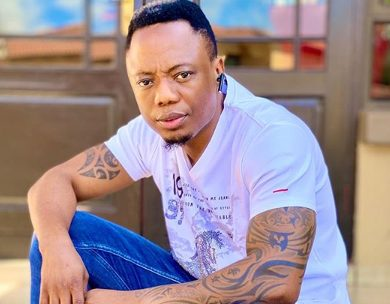 DJ Tira flaunts stack of money gotten from his gigs in Tanzania