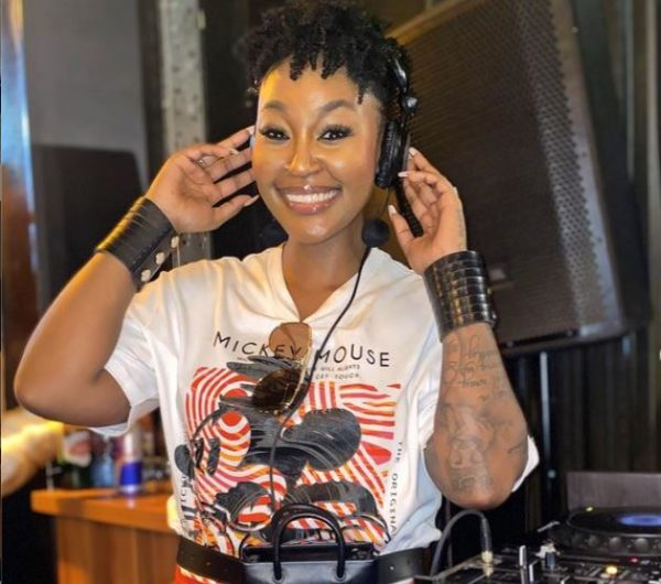 11 times Lamiez Holworthy dances heart out while DJing (Videos)