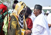 I removed Sanusi for not watching his tongue — Ganduje