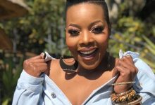 Watch: Nomcebo gifts herself a brand-new set of wheels