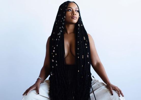 """""""Coming 2 America"""": Nomzamo Mbatha reveals how it feels working with international stars"""