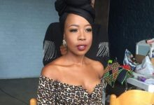 Ntsiki Mazwai shares thoughts about the Covid-19 vaccine