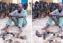 Police nab suspected ritualist with human parts in Osun