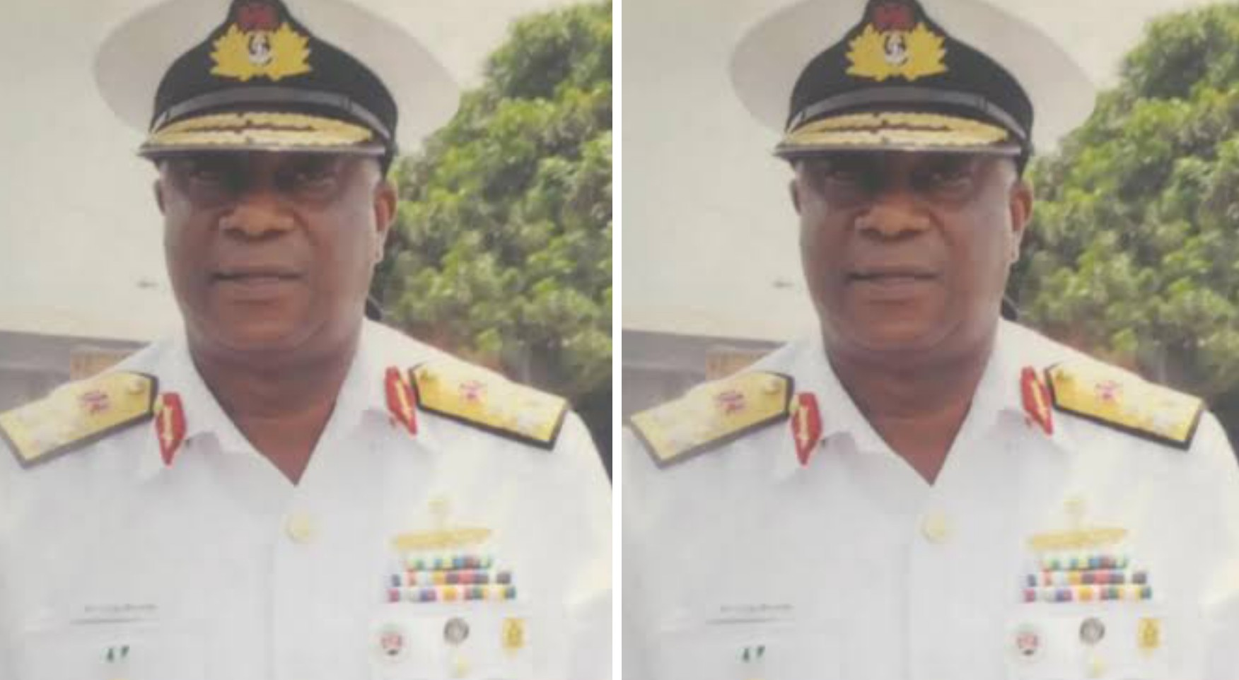 JUST IN: Former Chief of Naval Administration, Admiral Joe Aikhomu is dead