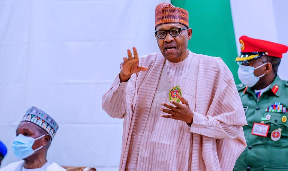 We will succeed over those who feel they don't need Nigeria, says Buhari