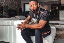 Prince Kaybee thirst traps with new pool snaps