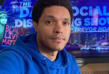 Trevor Noah nominated in this year's NAACP Image Awards in the US again