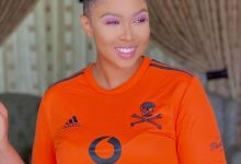 Ayanda Ncwane trends as fans praises her personality and attitude on RHOD