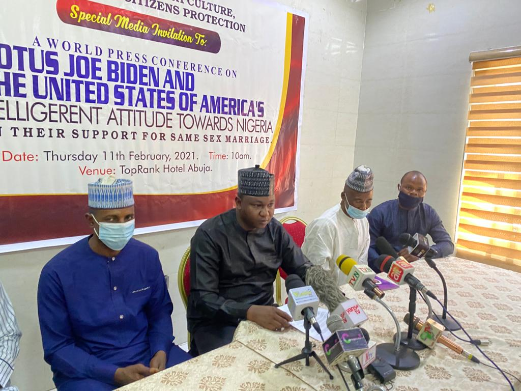 LGBTQI: Group berates US President Biden over belligerent attitude towards Nigeria, other nations