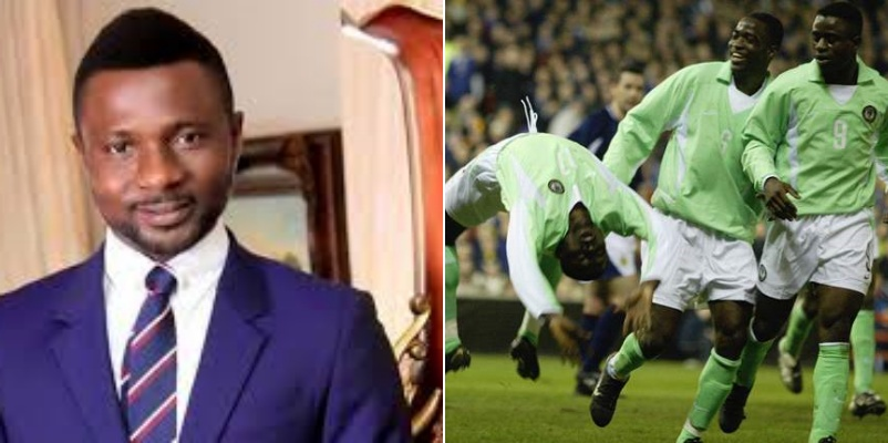 Super Eagles' players do not play with purpose anymore – Former Nigerian striker, Julius Aghahowa says
