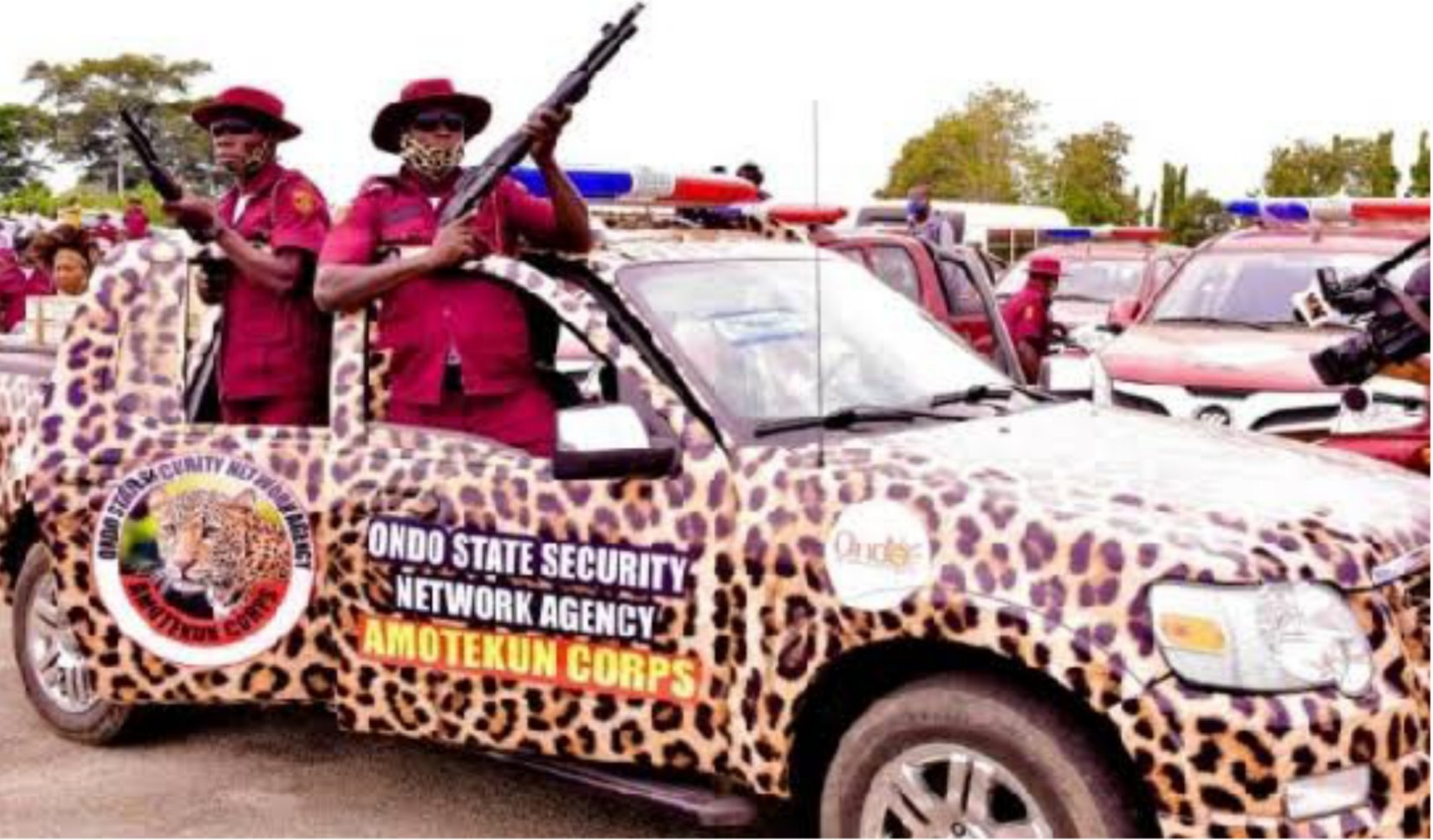 BSc degree, HIV test required to join Ogun Amotekun corps