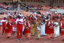 National Sports Festival postponed for third time