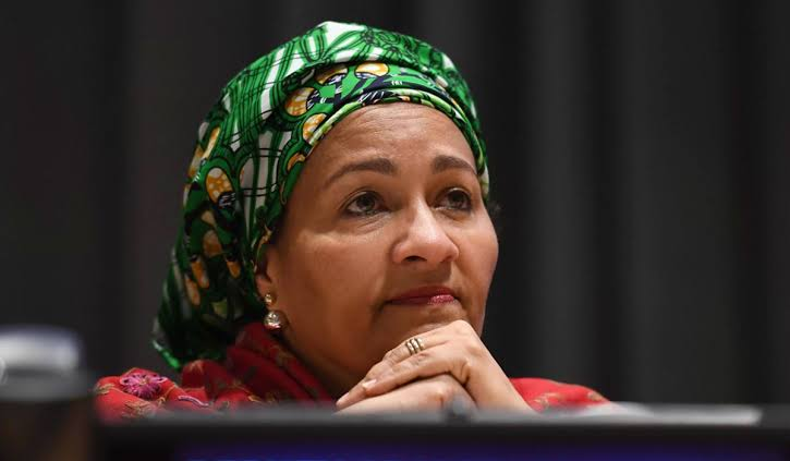 UN Deputy Sec-Gen: Nigeria's economy is moving in the right direction