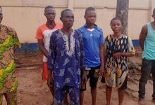 Police arrest father, his children over kidnapping in Ogun
