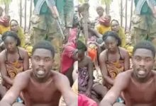 BREAKING: Bandits demand N500m ransom as they release videos of abducted Kaduna students