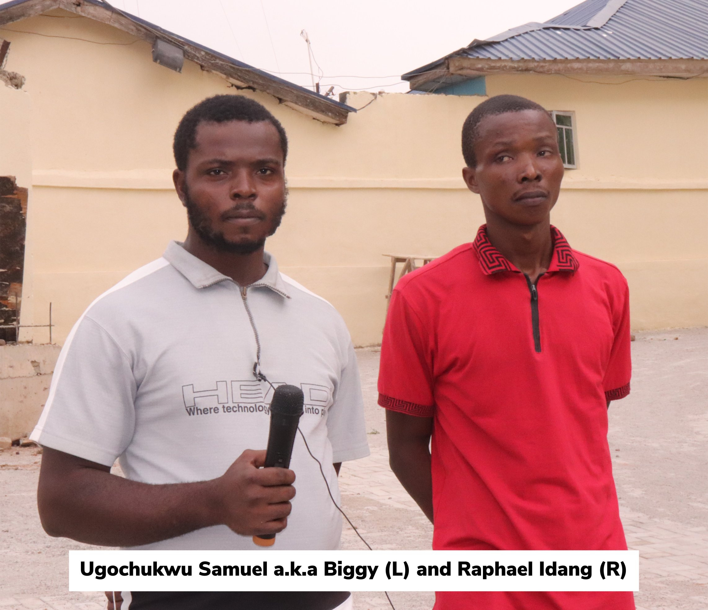 PHOTOS: Police arrest 16 suspects linked to killings of security operatives across the country