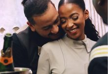 """AKA claims his fiancee, Nelli doesn't know his hit song, """"Run Jozi"""""""