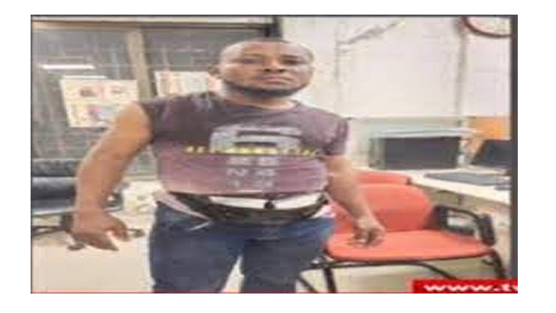 Nigerian man arrested with drugs worth N10m after being chased 2 kilometres by foot in India