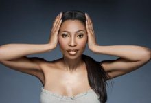 """Enhle Mbali speaks after being hit by ex-hubby – """"Abuse is not normal"""""""