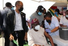 COVID-19: Lagos vaccinates over 12,000 people in 48 hours