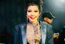 Kelly Khumalo gets welcomed in Mozambique by government officials (Photos)