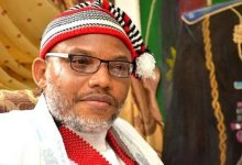 Nnamdi Kanu to FG: You have no right to decide who stays in Nigeria