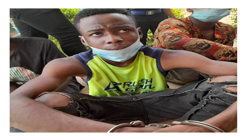 18-year-old boy who specialises in hacking bank accounts arrested in Ondo