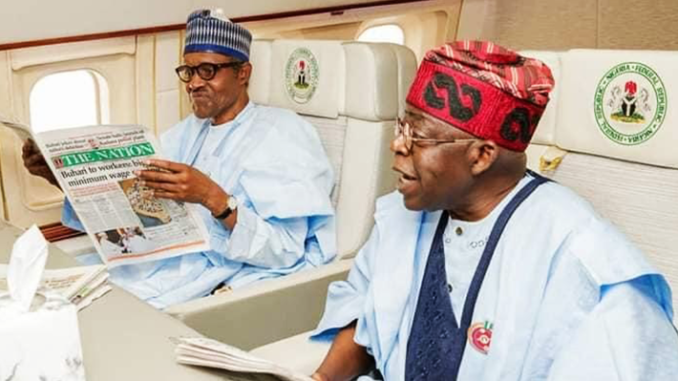 Recruit 50 million youths into Army to tackle insecurity – Tinubu tells Buhari