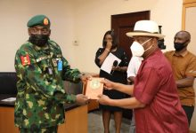 Wike to Attahiru: Withdraw soldiers from politicians to tackle insecurity
