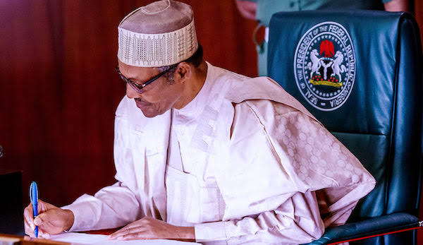 Buhari approves process to appoint new permanent secretaries