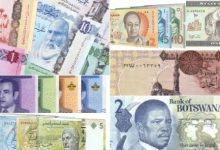Top 7 countries with the most valuable currencies in Africa (2021)