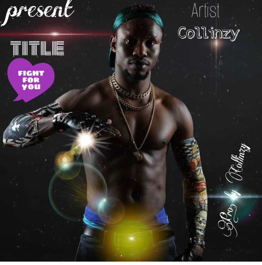 Download MP3: Collinzy - Fight For You (Stream Audio)
