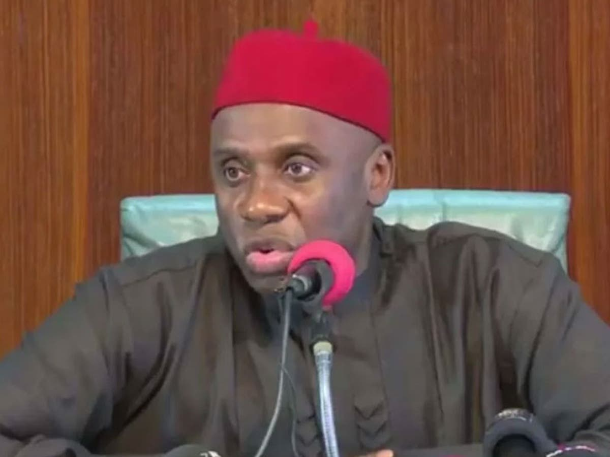 We've embarked on massive rehabilitation of our decayed infrastructure, says Rotimi Amaechi