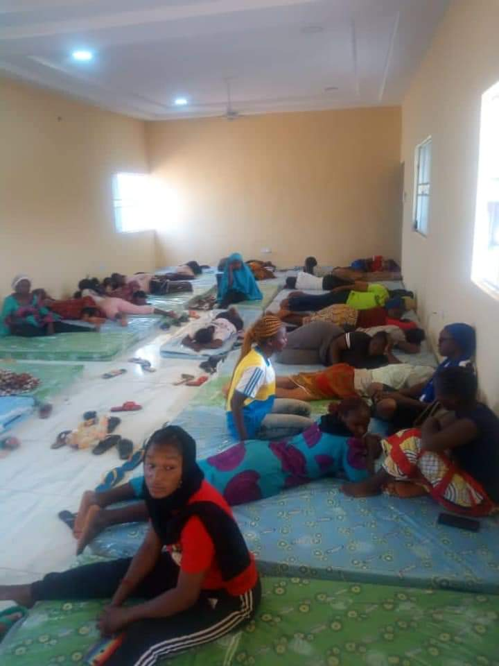 Troops rescue 172 kidnapped Kaduna students, 30 still unaccounted for