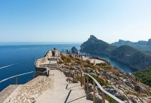 56-year-old man falls 150ft to his death from clifftop beauty spot in Majorca